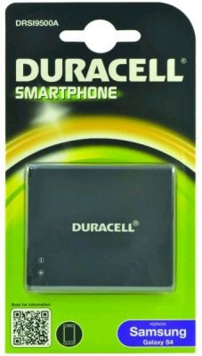 DURACELL - Replacement Samsung Galaxy S4 smartphone battery (std)