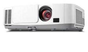 NEC - PE Series PE455UL 3 projetores LCD 4500 lumens ANSI WUXGA (1920x1200) 16:10 LAN