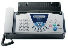 BROTHER - BROTHER FAX-T104 FAX