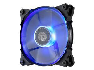 COOLER MASTER - VENTOINHA JET FLOW 120MM BLUE- R4-JFDP-20PB-R1