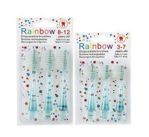 VIGILANT - Cabeça para escova Rainbow (S)