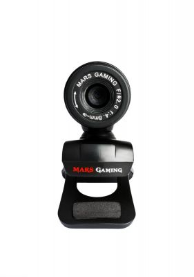 MARS GAMING - WEBCAM MARS GAMING, NOISE CANCELLING, USB - MW1
