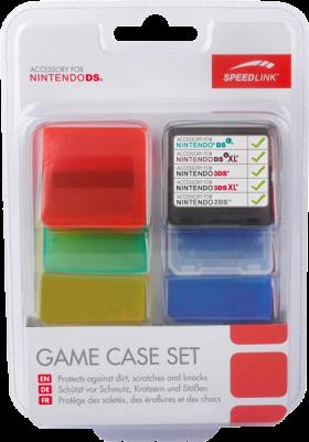 SPEEDLINK - GAME CASE set - for N3DS