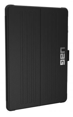 UAG - iPad Pro 10.5 Metropolis Case-Black/Silver Logo - IPDP10.5-E-BK