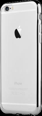 DEVIA - Capa Glitter (Soft) iPhone 7 Silver