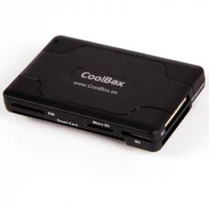 COOLBOX - LEITOR DE CARTÕES EXTERNO CRE-065 DNIe USB2.0 + CABO