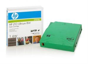 HP - LTO4 Ultrium RW Custom Label 20 Tapes