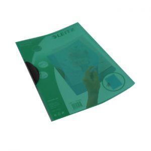 LEITZ - Dossier Plastico com Clip Giratorio Leitz Verde 1un