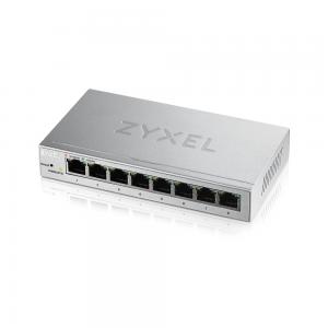 ZYXEL - SWITCH 8P 10/100/1000 SMART
