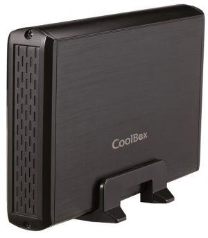 COOLBOX - CAIXA P/ DISCO EXTERNO ALUMINIO 3.5P USB 3.0 - 3530