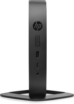 HP - HP t530 Thin Client - AMD GX - 215JJ Dual - Core APU SoC: SDRAM DDR4 - 1866 de 4 GB (1 x 4 GB): 16 GB de Memória Flash MLC: Microsoft Windows Embedded Standard 7E 32 - Bit