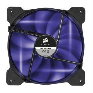 CORSAIR - The Air Series SP 140 LED High Static Pressure Fan Cooling, Purple, Single Pack