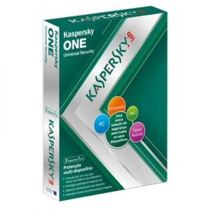 KASPERSKY - One Universal Security  3Dispositivos 1Y