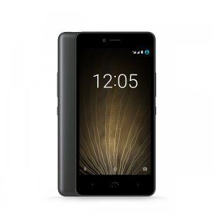 BQ - smartphone Aquaris U Lite (16+2GB) black/graphite grey
