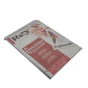 REY - Papel Laser/ Inkjet Rey Mosaic A4 110gr 50 Folhas