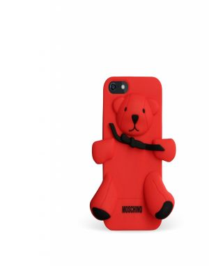 MOSCHINO - Bear Gennarino iPhone 5 / 5S (red)