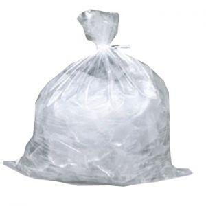 OFFICE - Sacos Plastico Cristal 35x50cm 50my - (Pack 10kg)
