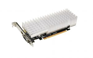 GIGABYTE - VGA GIGABYTE GEFORCE GT 1030 SILENT LOW PROFILE 2GB 1X HDMI / 1X DVI-D - GV-N1030SL-2GL