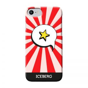 ICEBERG - SOFT CASE COMICS IPHONE 7 (STAR)
