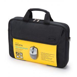 DICOTA - mala Value Toploading Kit 15.6P - D30805