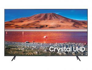 SAMSUNG - SMART TV 75P CRYSTAL UHD 4K WIFI PRETO HDMI USB - UE75TU7172