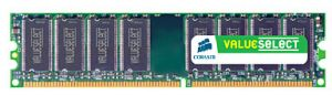 CORSAIR - MEMORIA DDR2 2GB PC 800 VS2GB800D2