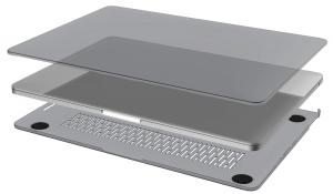COMMA - Hard Jacket MacBook Pro 15 TB (Grey)