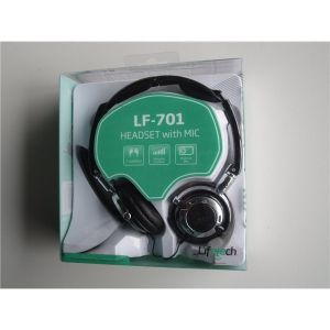 LIFETECH - HEADSET with MIC LF-701