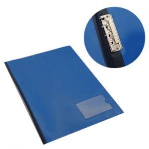 OFFICE - Dossier Plastico 2000 c/Mola 134PL Azul Opaco