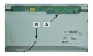 2-POWER - 15.6 WXGA HD 1366X768 CCFL1 GLOSSY