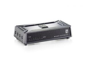 LEVEL ONE - Switch 8 PORT 10/100MBPS DESKTOP - FSW-0808TX