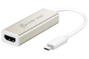 J5CREATE - J5CREATE JCA153 USB TIPO-C A HDMI (4K)