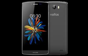 TP-LINK - Neffos C5 Dark Grey (4G/ 5P/And 5.1/1280x720/Quad-core/16GB/2GB/Dual Sim)