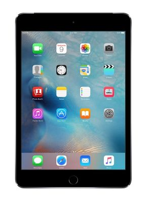 APPLE - iPad mini 4 Wi-Fi + Cellular 32GB - Space Grey