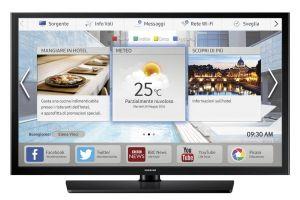 SAMSUNG - HOSPITALITY LED TV 40P SERIE E694 FH SMART TV