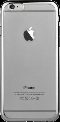 DEVIA - Capa Glitter (Soft) iPhone 7 Gun Black