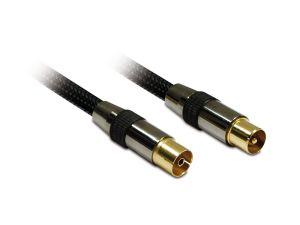 METRONIC - METRONIC CABO COAXIAL 9.52MM M/F 1.5MTS