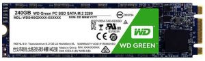 WESTERN DIGITAL - GREEN PC SSD WDS240G1G0B 240 GB - SATA 6GB/S