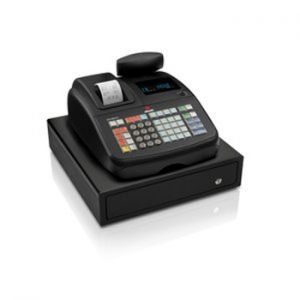 OLIVETTI - Caixa Registadora Olivetti ECR-6800LD