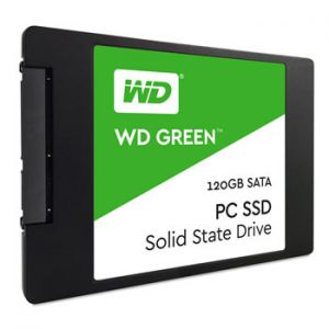 WESTERN DIGITAL - GREEN PC SSD WDS120G1G0A 120 GB - SATA 6GB/S