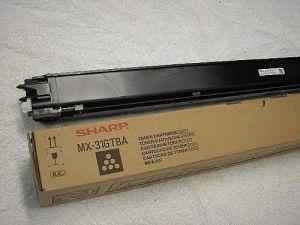 SHARP - Toner MX2301N / 2600 / 3100 Preto