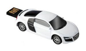 AUTODRIVE - USB FLASH DRIVE AUDI R8 8GB - 42756