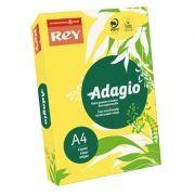 ADAGIO - Papel Fotocopia Adagio(cd03) A4 80gr Amarelo 1x500Fls