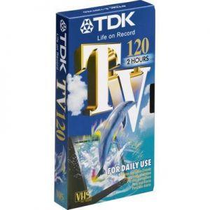 TDK - Cassete VIDEO E 120TVED