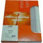 IBICO - Pasta Termica 06mm Pack 25un Branco / Transparente (IB801044)