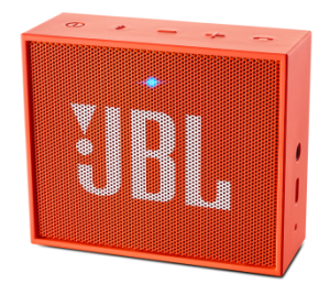 JBL - Sistema colunas portatil Bluetooth Orange GO OR