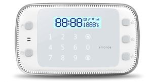 SMANOS - GSM/SMS/RFID Touch Alarm System