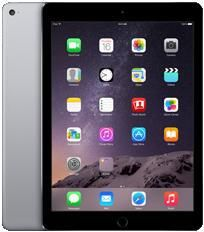 APPLE - iPad Wi-Fi + Cellular 32GB - Space Grey