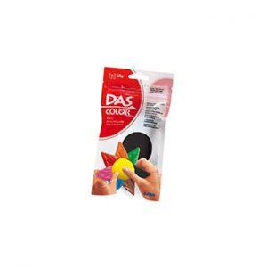 DAS - Pasta de modelar DAS Color Preto 150gr