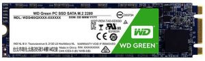 WESTERN DIGITAL - GREEN PC SSD WDS120G1G0B 120 GB - SATA 6GB/S